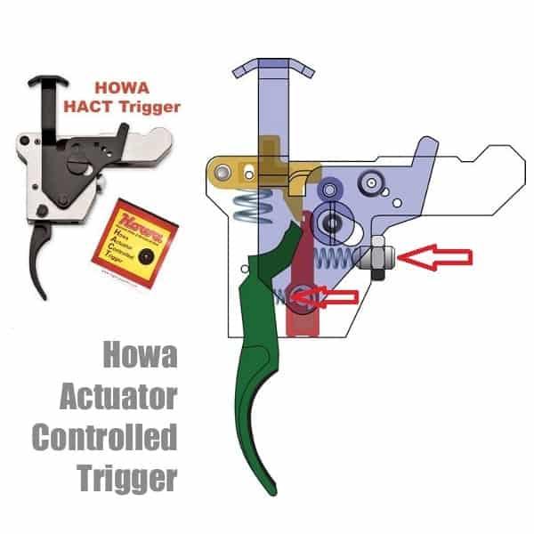 Howa 1500 Trigger Spring Kit 1 5lbs